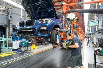BMW opnieuw grootste auto-exporteur VS