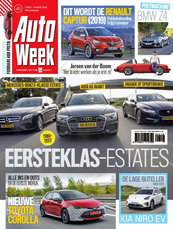 AutoWeek 45 2018