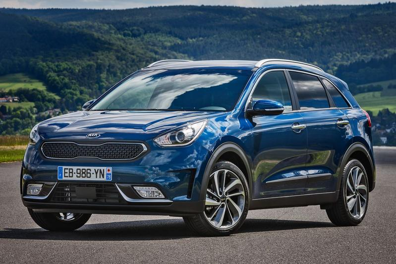 Kia Niro 1.6 GDi Hybrid ExecutiveLine (2017)