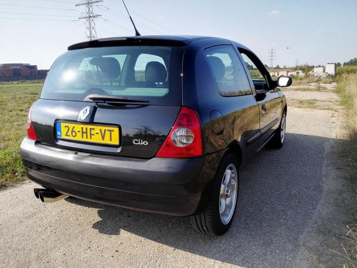 Renault Clio 1 2 16v Expression 2001 Autoweek Nl