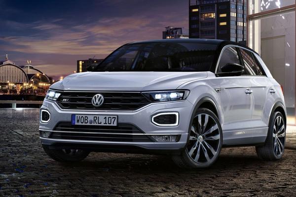 Volkswagen T-Roc Sport ook als R-Line