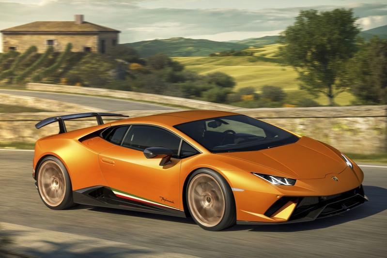 Over de top: Lamborghini Huracán Performante
