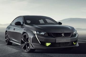 Peugeot presenteert 508 Sport Engineered Concept