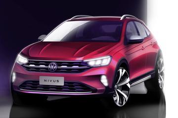 Volkswagen Nivus morgen onthuld