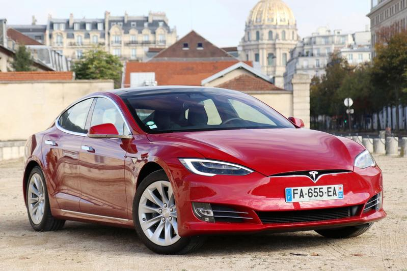 Tesla Model S 75 Business Economy (2018)