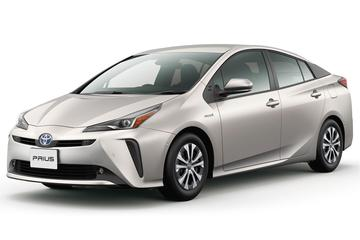 Facelift Friday: Toyota Prius