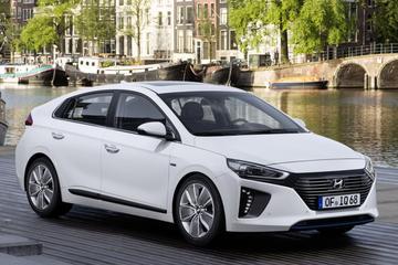Hyundai Ioniq Hybrid Comfort (2018)