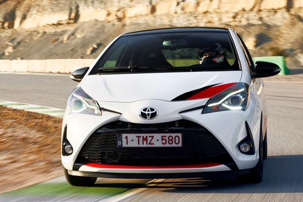 Rij-impressie: Toyota Yaris GRMN