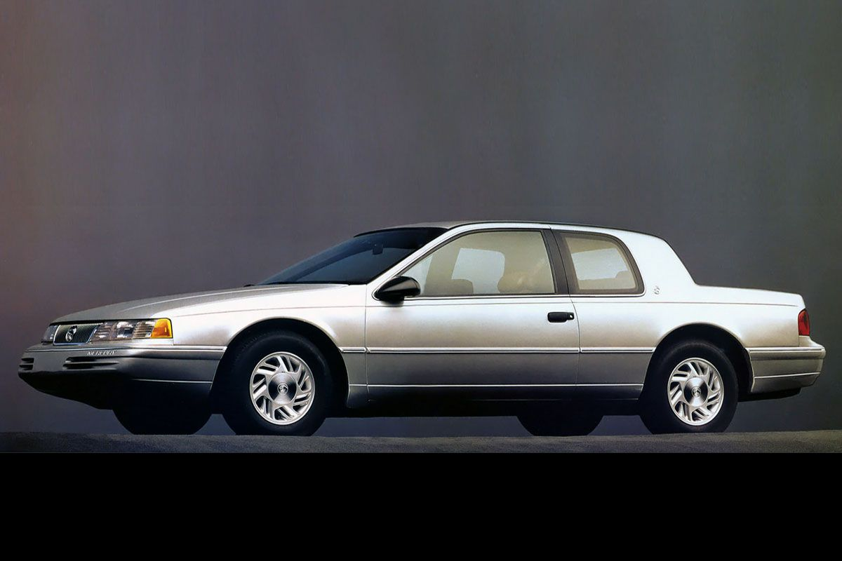 De Tweeling: Ford Thunderbird - Mercury Cougar