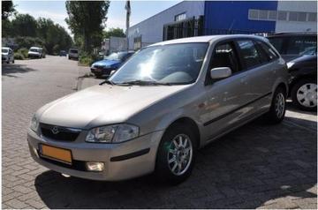 Mazda 323 FastBreak 1.8i GLS (2000)
