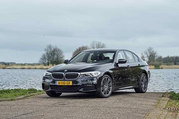 BMW 530e xDrive - Rij-impressie