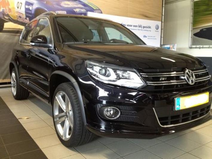Volkswagen Tiguan 1.4 TSI 160pk BMT R-Line Edition (2013)