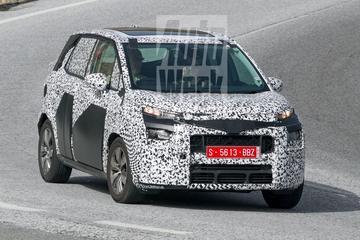 Citroën C3 Picasso weer opgedoken