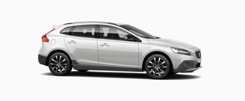 Volvo V40 Cross Country T3 Dynamic Edition (2018)