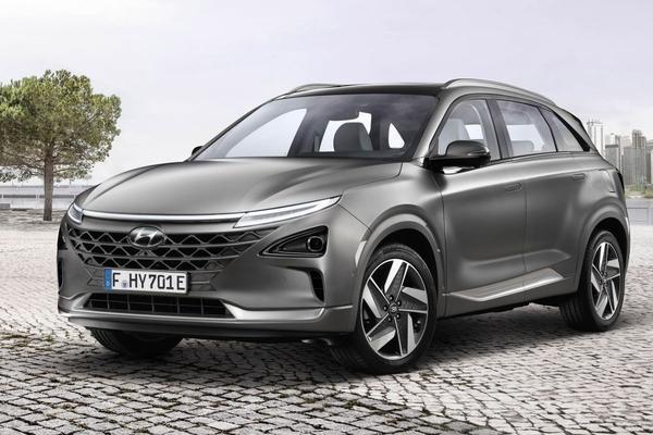 Hyundai Nexo nader toegelicht