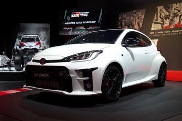 Eerste kennismaking - Toyota GR Yaris