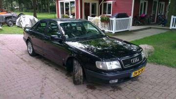 Audi 100 2.8 E Quattro (1991)