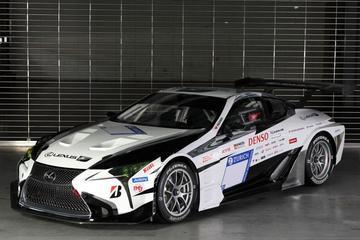 Lexus LC naar 24 Uur van Nürburgring