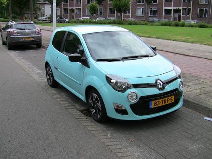 Renault Twingo 1.5 dCi ECO2 Dynamique (2012)