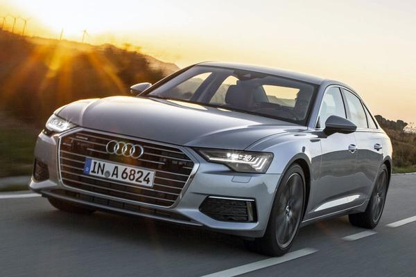 Rij-impressie: Audi A6