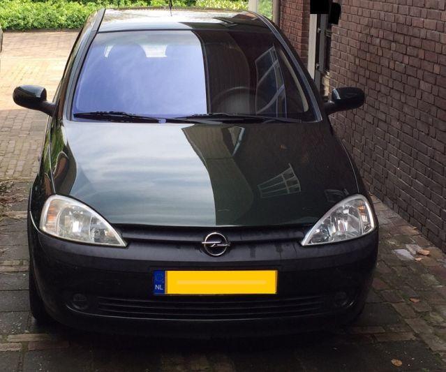 Opel Corsa 1.2-16V Easytronic Elegance (2002)