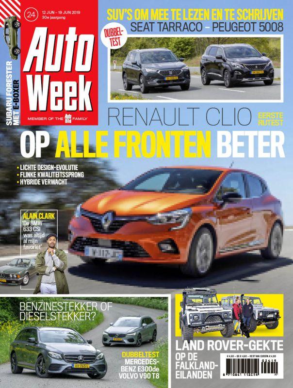 AutoWeek 24 2019