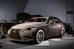 Lexus toont lichtgewicht IS