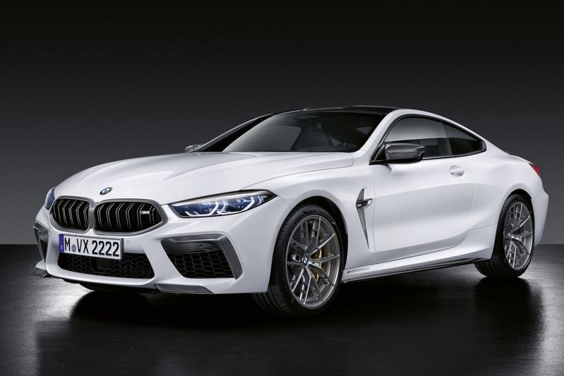 BMW M8 Performance Parts