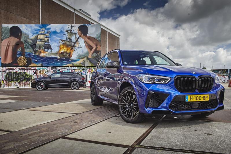 Audi RS Q8 - BMW X5 M Competition - Dubbeltest