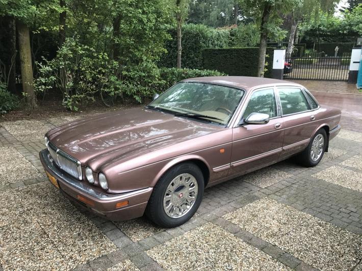 Jaguar XJ 4.0 Vandenplas Majestic (1996)