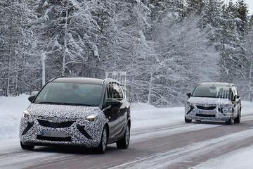 Opel schaaft Zafira Tourer bij