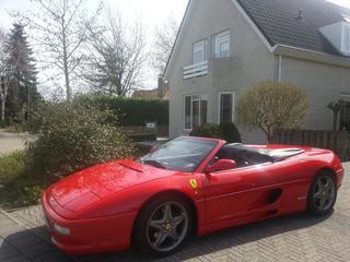 Ferrari F355 Spider (1999)