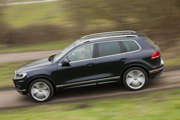 Terugroepactie Volkswagen Touareg
