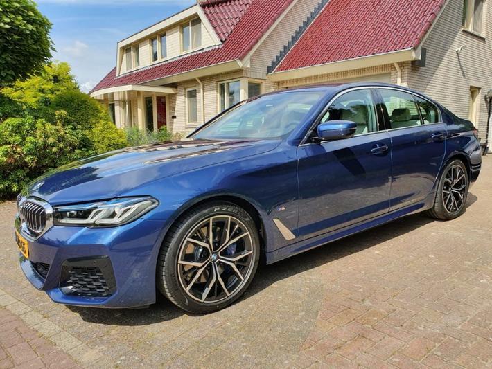 BMW 530i (2020)