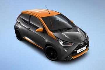 Toyota Aygo nu ook als hippe x-JBL