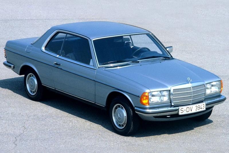 Mercedes-Benz 280 CE (1977)
