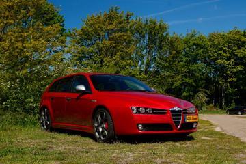 Alfa Romeo 159 Sportwagon 1.750 TBi TI (2012)