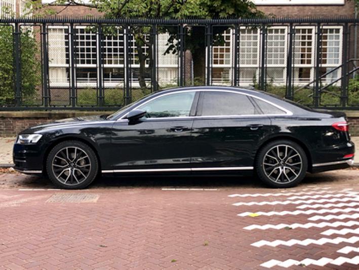 Audi A8 50 TDI quattro (2018)