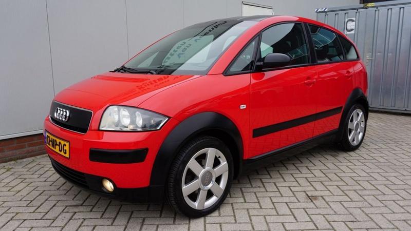 Audi A2 1.4 Pro Line (2004)