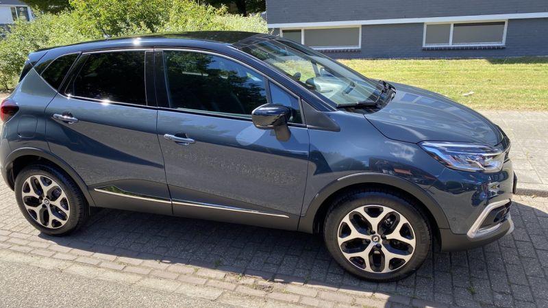 Renault Captur TCe 150 Intens (2019)