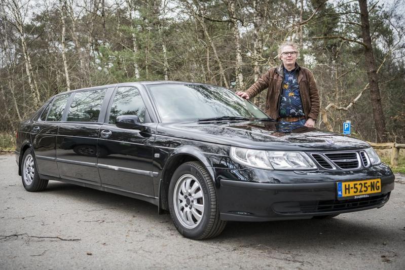Saab 9-5 2.3t Limousine Coleman Milne (2004) - Blits Bezit