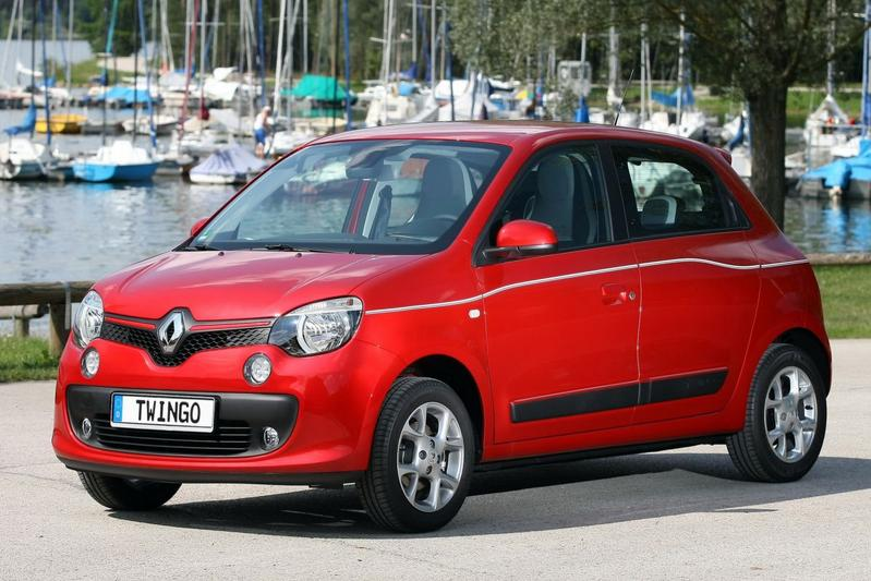 Renault Twingo SCe 70 Authentique (2016)