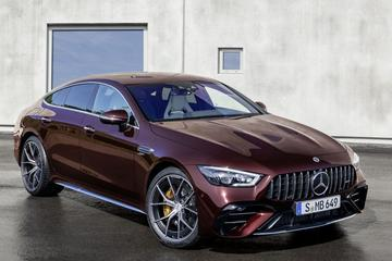 Mercedes-AMG GT 4-door krijgt kleine update