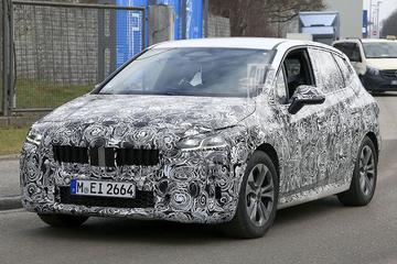Nieuwe BMW 2-serie Active Tourer klaar voor debuut
