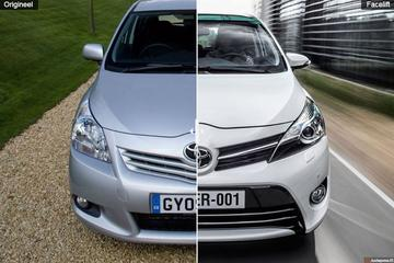 Facelift Friday: Toyota Verso