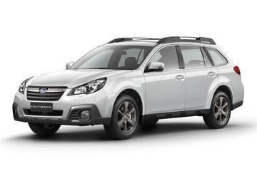 Subaru Outback 2.5i Luxury (2014)