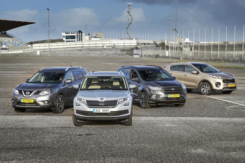 Sterke maand voor Europese autoverkoop
