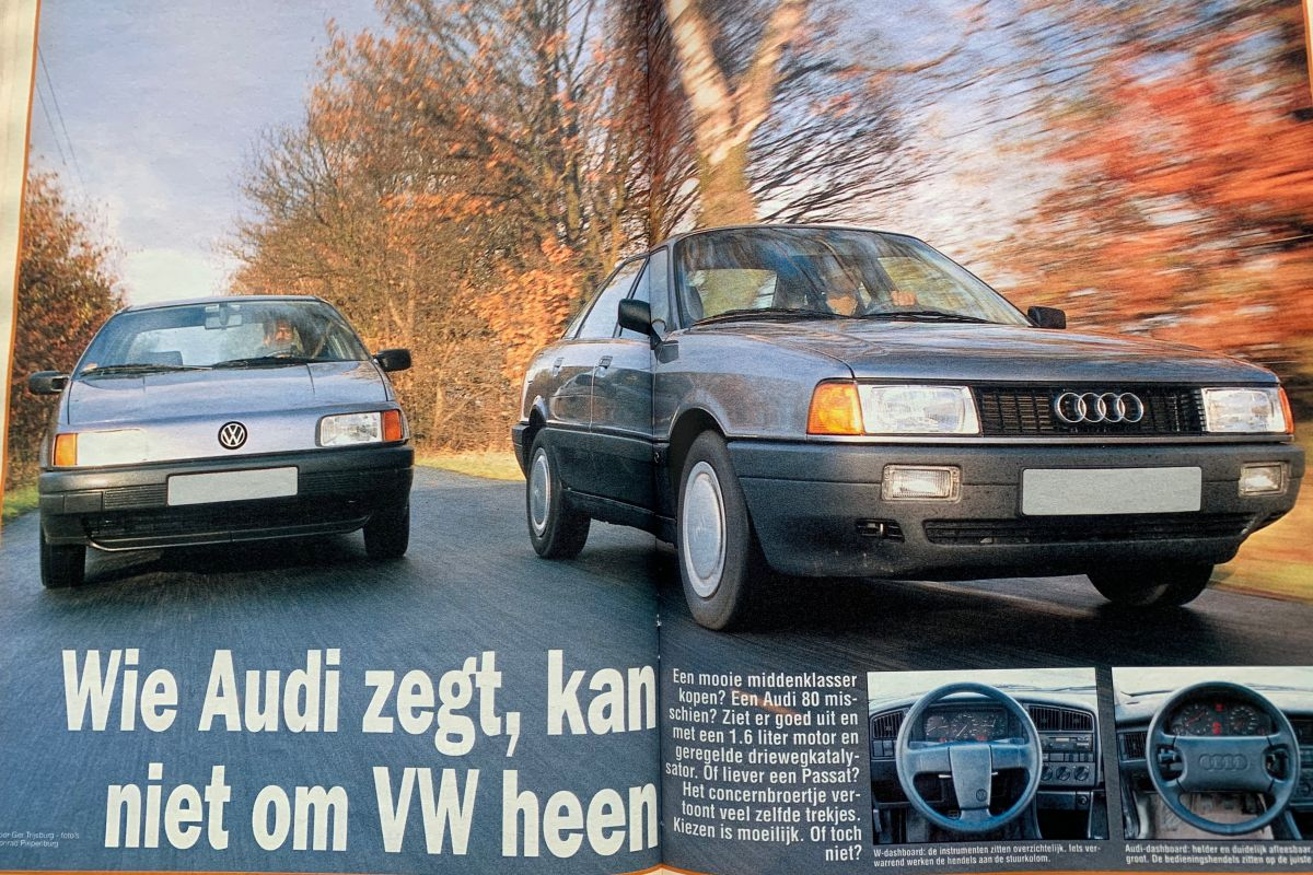30 jaar AutoWeek 1990 nummer 14