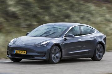 Het jaar van de Tesla Model 3