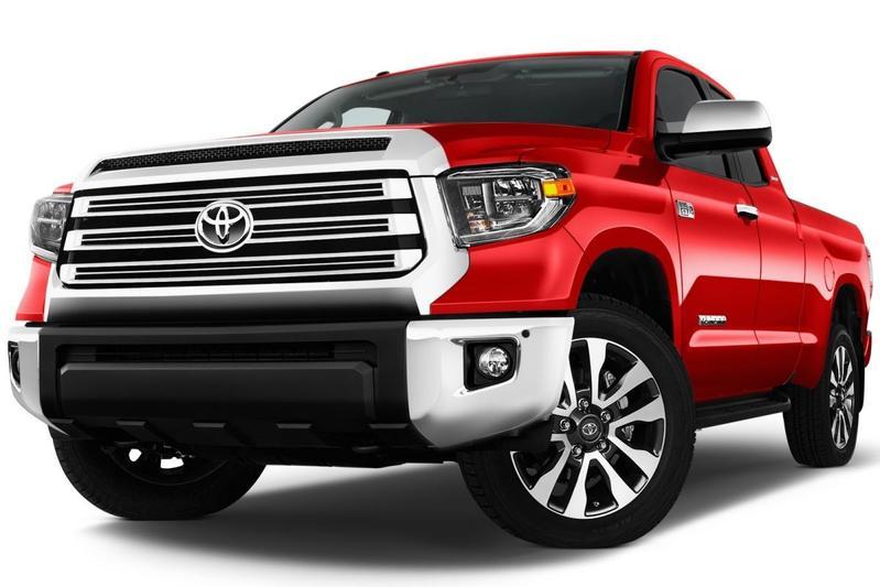Opgewaardeerd: Toyota Tundra en Sequoia